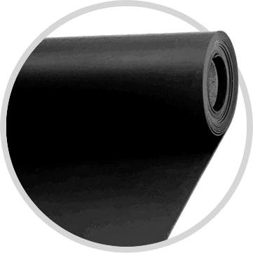 Dunlop rubber sheeting