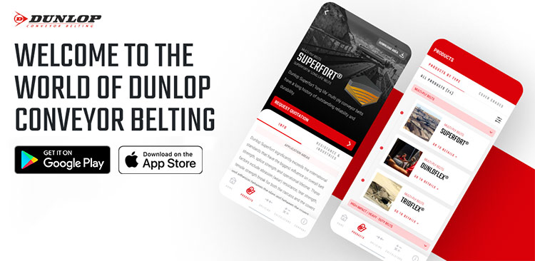 Get your Dunlop Belt Buddy app!